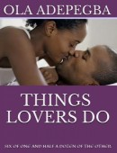.- THINGS LOVERS DO
